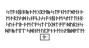 Zwergenschrift